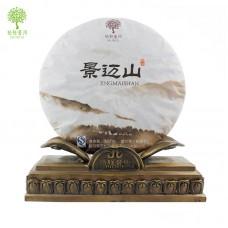 2014, Цзинмайшань, 0,357 кг/блин, шу, ч/ф Болянь