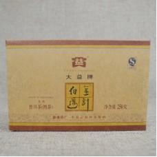 2007, Лилии и Лотосы, 0,25 кг/кирпич, шу, ч/ф Даи
