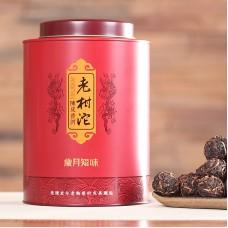 2017, Чай с Цедрой, 0,2 кг/банка, шу, ч/ф Суйюэ Чживэй