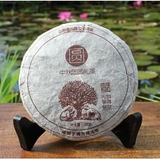 2012 год, Праздник Середины Осени, шу пуэр, блин, ч/ф Фуюань Чан