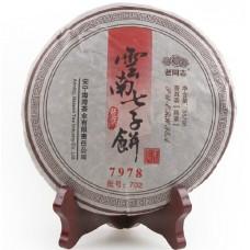 2007 год, 7978, шу пуэр, другое, ч/ф Хайвань