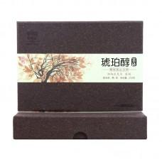 2014, Истиный Янтарь, 0,25 кг/кирпич, шу, ч/ф Хайвань