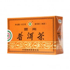 2013, Y671, 0,1 кг/коробка, шу, ч/ф Чжунча