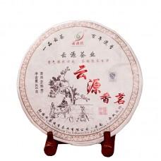 2013, Ароматные Чайные почки, 0,4 кг/блин, шу, ч/ф Юньюань Хао