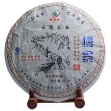 2013, Приграничный, 0,357 кг/блин, шу, ч/ф Юньюань Хао