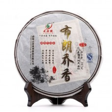 2013, Буланшаньский прямоствол, 0,357 кг/блин, шу, ч/ф Юньюань Хао