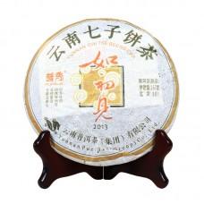 2013, Первое Знакомство, 0,357 кг/блин, шу, ч/ф Pursue