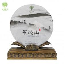 2016 год, Цзинмайшань, шэн пуэр, блин, ч/ф Болянь