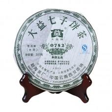 2007, 0782, 0,357 кг/блин, шэн, ч/ф Даи