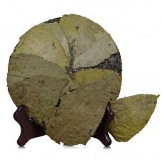 2014, Бамбуковый аромат, 357 г/блин, шэн, ч/ф Дэфэн Чан