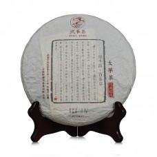2016 год, Тайхуа. Осязаемый аромат, шэн пуэр, блин, ч/ф Дэфэн Чан