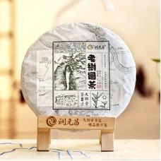 2017 год, Старые деревья Баньчжана, шэн пуэр, блин, ч/ф Жуньюань Чан