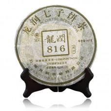 2006 год, 816, шэн пуэр, блин, ч/ф Лунжунь