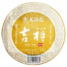 2012 год, Добрый знак, шэн пуэр, блин, ч/ф Лунжунь