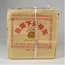 2007, Священный огонь. Классика, 0,25 кг/кирпич, шэн, ч/ф Сягуань