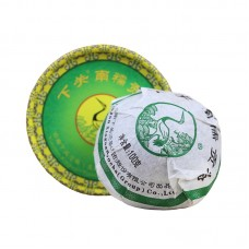 2011, Гунто Наньношань, 0,1 кг/точа, шэн, ч/ф Сягуань