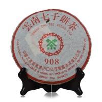 1999 год, 908, шэн пуэр, блин, ч/ф Хайвань
