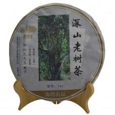 2014 год, Высокогорье. Старые деревья, шэн пуэр, другое, ч/ф Хайвань