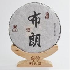 2011 год, Буланшань (осень), шэн пуэр, блин, ч/ф Цайнун