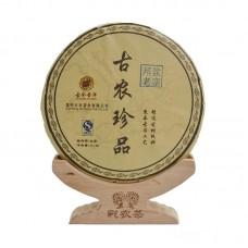 2011, дер. Банпэнь (осень), 0,357 кг/блин, шэн, ч/ф Цайнун