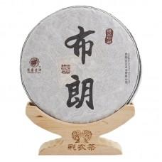 2012 год, Буланшань (осень), шэн пуэр, блин, ч/ф Цайнун
