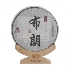 2014 год, Буланшань (осень), шэн пуэр, блин, ч/ф Цайнун