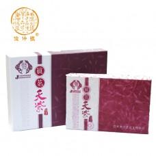 2011 год, Чистые ростки, шэн пуэр, кирпич, ч/ф Цзюньчжун Хао
