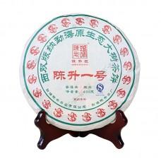 2012 год, Ведущий, шэн пуэр, блин, ч/ф Чэньшэнь Хао
