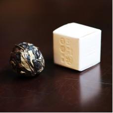 2017, Муза творца, 168 г/коробка, белый чай, ч/ф Чжэнхао