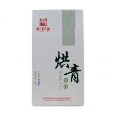 2017, Особый сорт (прокаливание), 350 г/упаковка, зелёный чай, ч/ф Пумэнь