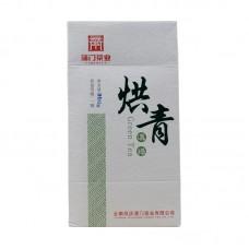 2017, Первый сорт (прокаливание), 350 г/упаковка, зелёный чай, ч/ф Пумэнь