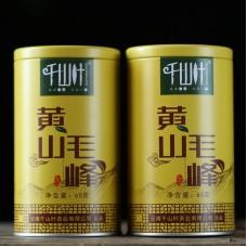 2018, Хуаншань Маофэн, 65 г/банка, зелёный чай, ч/ф Цяньшань Е