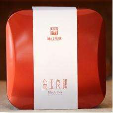"""2017, Оберег (""""Шумное время""""), 90 г/коробка, красный чай, ч/ф Пумэнь"""