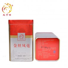 2014, Золотое перо Феникса, 60 г/шт, красный чай, ч/ф Фэннин