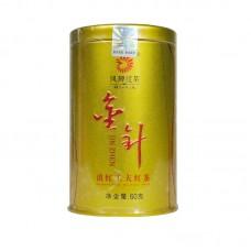 2016, Дяньхун Золотые иглы, 60 г/шт, красный чай, ч/ф Фэнпай