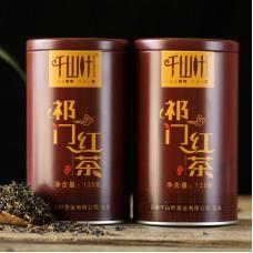 2018, Кимун, 125 г/банка, красный чай, ч/ф Цяньшань Е
