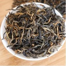 2017, Медовый маофэн, 250 г/пакет, красный чай, ч/ф Цяньшань Е