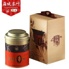 2017, Высокогорный красный ХВТ327, 60 г/шт, красный чай, ч/ф Чжунча