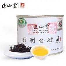 2017, Цзиньцзюньмэй, 100 г/банка, красный чай, ч/ф Чжэншань Тан