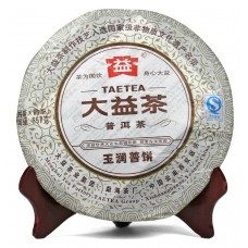 2011, Струящийся Нефрит, 0,357 кг/блин, шу, ч/ф Даи
