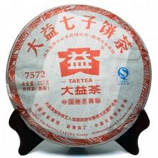 2013, 7572, 0,357 кг/блин, шу, ч/ф Даи