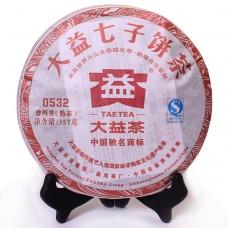 2012, 0532, 0,357 кг/блин, шу, ч/ф Даи