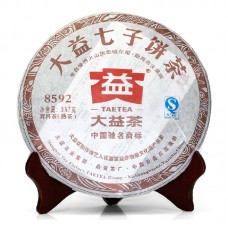 2013, 8592, 0,357 кг/блин, шу, ч/ф Даи