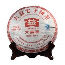 2011, 0532, 0,357 кг/блин, шу, ч/ф Даи