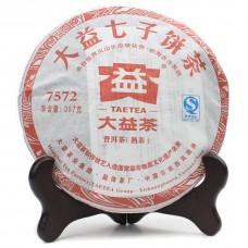 2011, 7572, 0,357 кг/блин, шу, ч/ф Даи