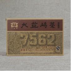 2007, 7562, 0,25 кг/кирпич, шу, ч/ф Даи