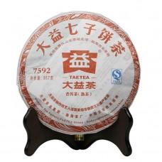 2011, 7592, 0,357 кг/блин, шу, ч/ф Даи