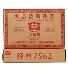 2013, 7562, 0,25 кг/кирпич, шу, ч/ф Даи