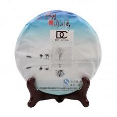 2013, Истинное Стремление Даоса, 0,357 кг/блин, шу, ч/ф Дяньча