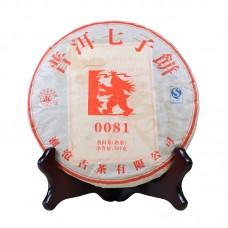 2012, 0081, 0,357 кг/блин, шу, ч/ф Ланьцан